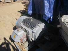 Motor, 150 HP, Siemens, 460 Vol