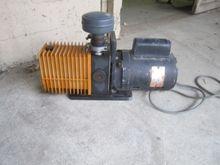 Pump, Rotary, Vane, 115 Volt, A