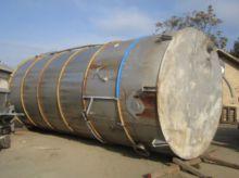 Tank, 13,900 Gallon, S/St, Agit