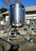 Reactor, 265 Gallon, 316L S/st,