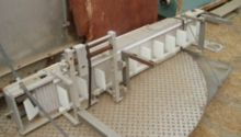 """Conveyor, Belt, 9"""" X 5', Cleate"""
