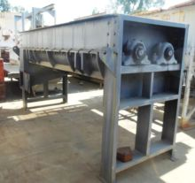 Used Mixer, Pug Mill