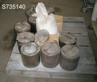 Used Mill, Jars, (7)