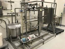 Pasteurizer, Plate, APV, S/st,