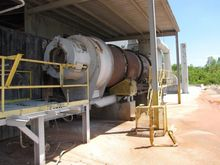 Dryer, Rotary, 7' X 33', C/St,