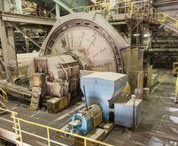 Mill, Sag, 18' X 10-1/2', Fulle