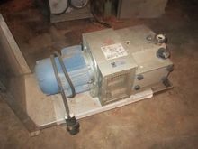 Pump, Vac, 3 HP, Type KVT, S/st