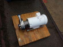 Pump, Centrif., 15 HP, S/st, 2-
