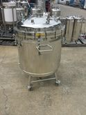 Reactor, 125 Gallon, S/st, Jkt,