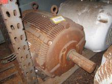 Motor, 100 HP, Westinghouse, 88