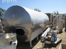 Tank, 5,000 Gallon, S/st, Cherr