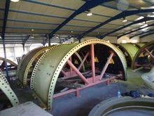 Mill, SAG, 36' X 20.5', Metso,