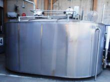 Tank, 4,500 Gallon, S/st, Damro