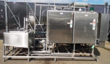 Pasteurizer, Plate, APV, S/st,