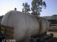 Tank, 5,000 Gallon, S/st, 7' x