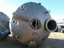 Tank, 5,000 Gallon, S/st, Jkt,