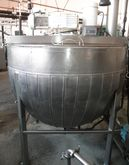 Kettle, 300 Gallon, S/st, Jkt,