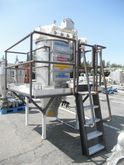 Dust Collector, Baghouse, 75 SF