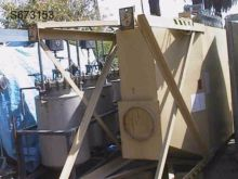 Dust Collector, Baghouse, 2,550