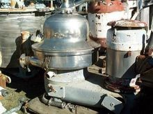Centrifuge, Disc, Nozzle, Westf