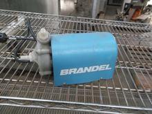 Pump, Peristaltic, S/st, Brande