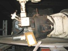 Pump, Hydraulic, 50 HP, 2000 PS