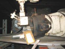 Pump, Hydraulic, 50 HP, 2000 PS