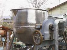 Kettle, 150 Gallon, S/st, Jkt,