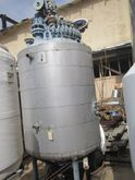 Used Reactor, 500 Ga