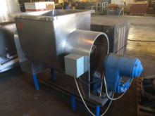 Used Mixer, Paddle,