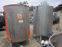 Used Tank, 700 Gallo