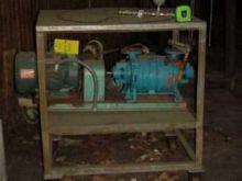 Pump, Vacuum, 7.5 HP, Kinney, K