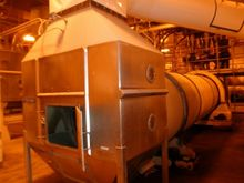Dryer, Rotary, 5' x 26', S/st,