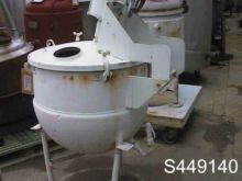 Kettle, 40 Gallon, C/st, S/st,