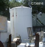 Tank, 3,000 Gallon, S/st, Crepa