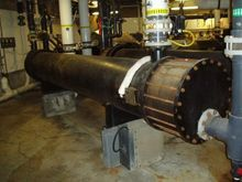 Heat Exchanger, Shell & Tube, 9