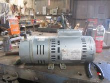 Pump, Vac, Rotary, Cast Iron, G