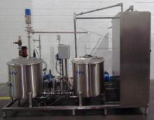 Pasteurizer, Tube-in-Tube, APV,