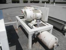 Blower, 40 HP, Lobe Type, Sutor