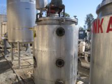 Reactor, 250 Gallon, S/st, Jkt,