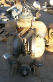 Pump, Diaphragm, Wilden, Mdl P8
