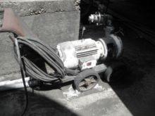 Pump, Centrif., 20 HP, S/st, Va