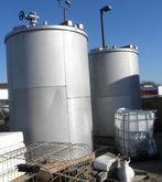 Tank, 4,000 Gallon, 316L S/St,