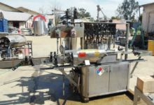 Used Filler, Rotary,