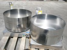Used Coating Pan, 24