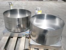 "Coating Pan, 24"" X 12"", S/st"