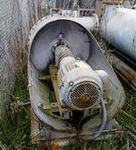 Blower, 25 HP, Gas, 1500 CFM, S