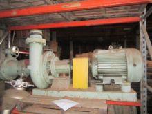 Pump, Centrif., 75 HP, C/I, 6 X