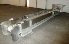"Conveyor, Belt, 24"" x 15', S/st"
