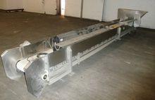 """Conveyor, Belt, 24"""" x 15', S/st"""